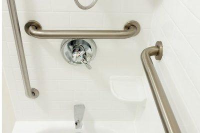 grab rail for bathroom renovation for elderly